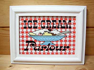 フレーム(Ice Cream)