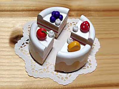 ケーキスタンプ