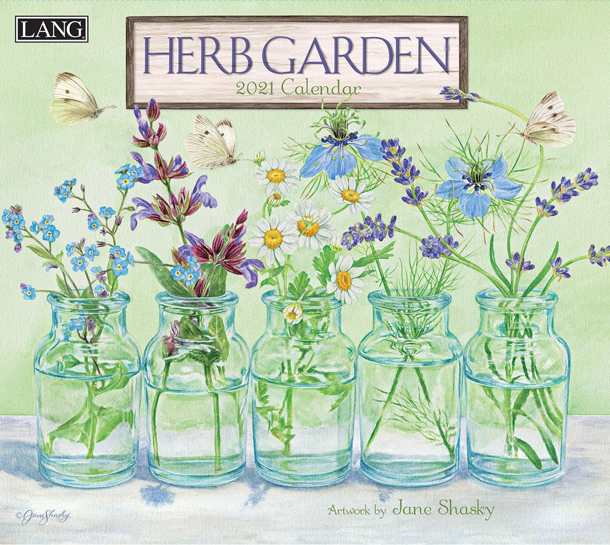 Herb-Garden 2021